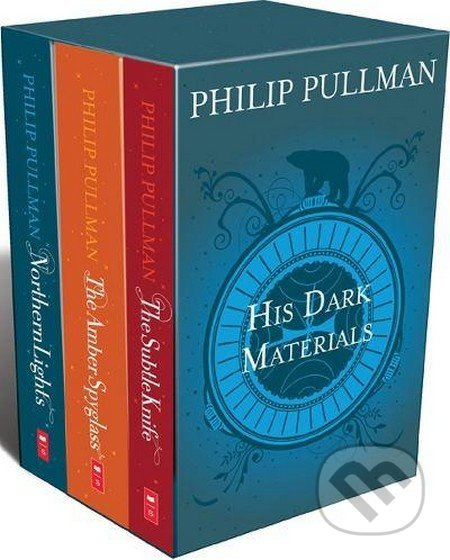 His Dark Materials Trilogy Box Set - Philip Pullman