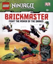 LEGO Ninja: Brickmaster -