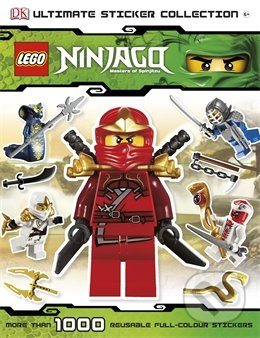 LEGO Ninjago: Ultimate Sticker Collection -