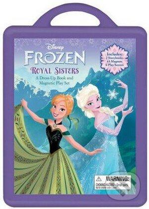Disney Frozen: Royal Sisters -