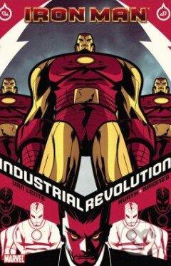 Iron Man: Industrial Revolution - Fred Van Lente, Steve Kurth
