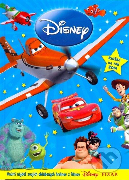 Disney Pixar – Knižka na rok 2014 -