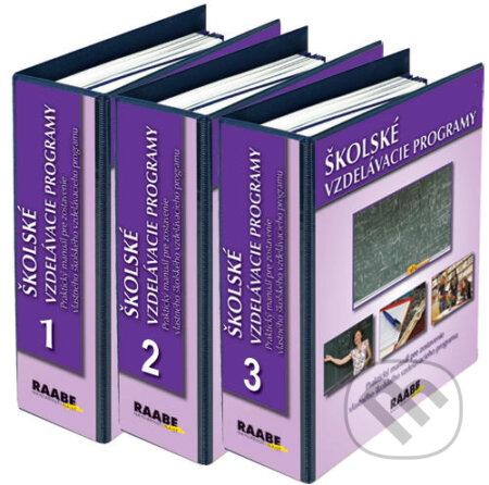 Školské vzdelávacie programy - Kolektív autorov