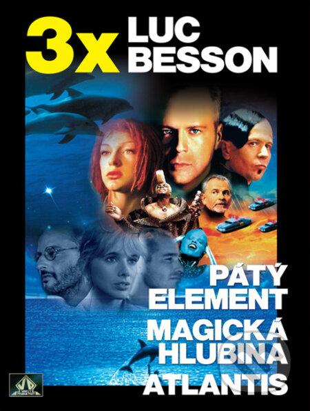 Kolekce: Luc Besson 2 DVD