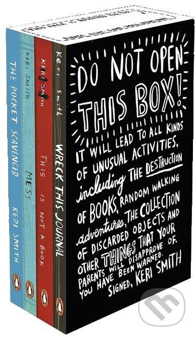 Do Not Open This Box - Keri Smith
