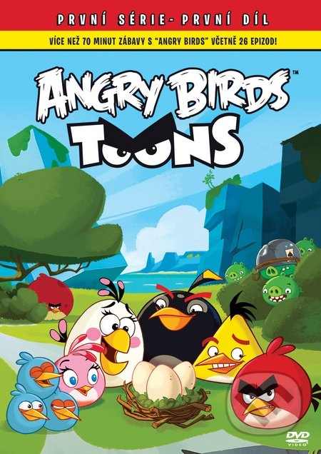 Angry Birds Volume 1 DVD