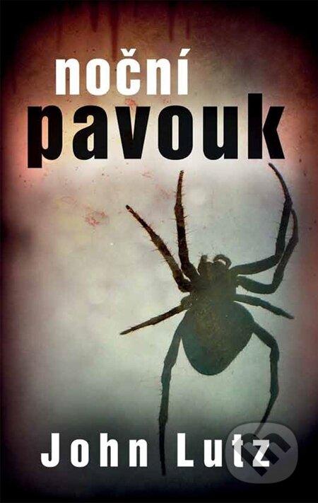 Noční pavouk - John Lutz