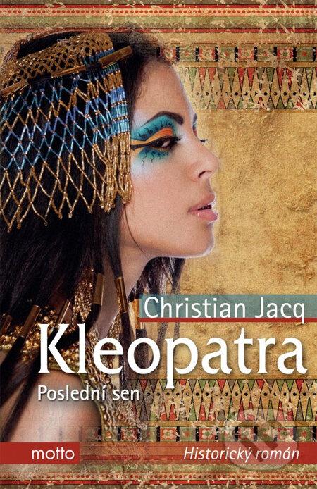 Kleopatra - Christian Jacq