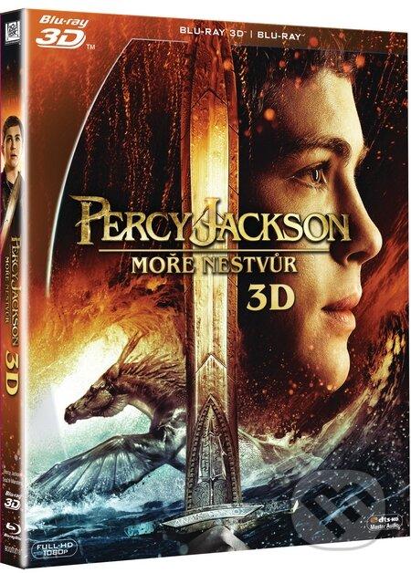 Percy Jackson: Moře nestvůr 3D BLU-RAY