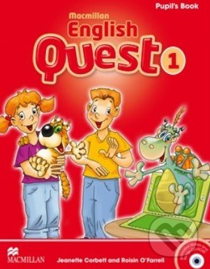 Macmillan English Quest 1 - Pupil\'s Book - Jeanette Corbett