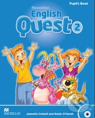 Macmillan English Quest 2 - Pupil\'s Book - Jeanette Corbett