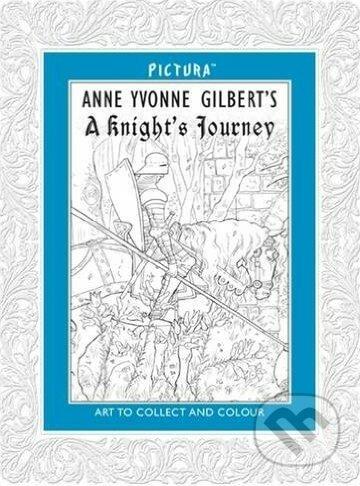 A knight\'s Journey - Anne Yvonne Gilbert