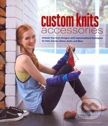 Custom Knits Accessories - Wendy Bernard