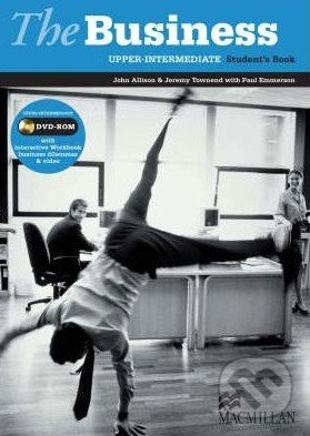 The Business - Upper-intermediate - Student\'s Book - John Allison