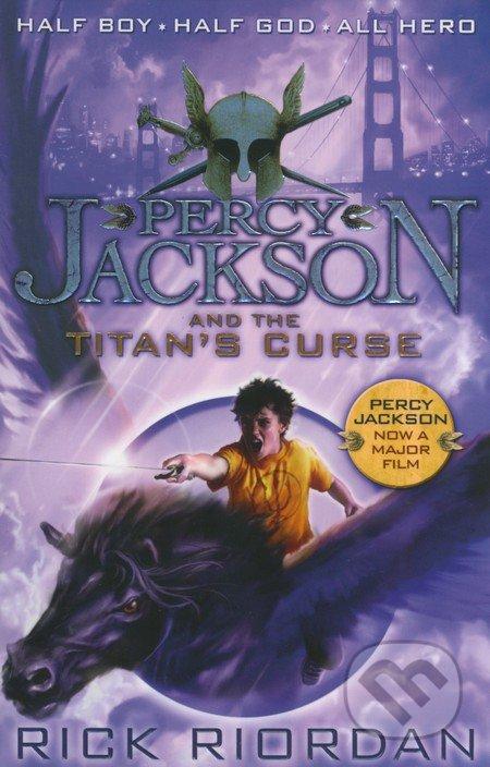 Percy Jackson and the Titan\'s Curse - Rick Riordan