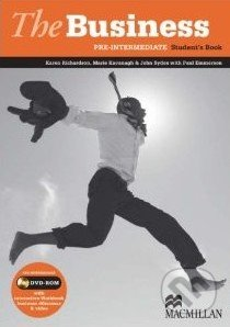 The Business - Pre-Intermediate - Student\'s Book - Karen Richardson