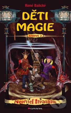 Děti magie 2 - René Balický