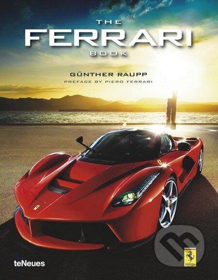 The Ferrari Book -