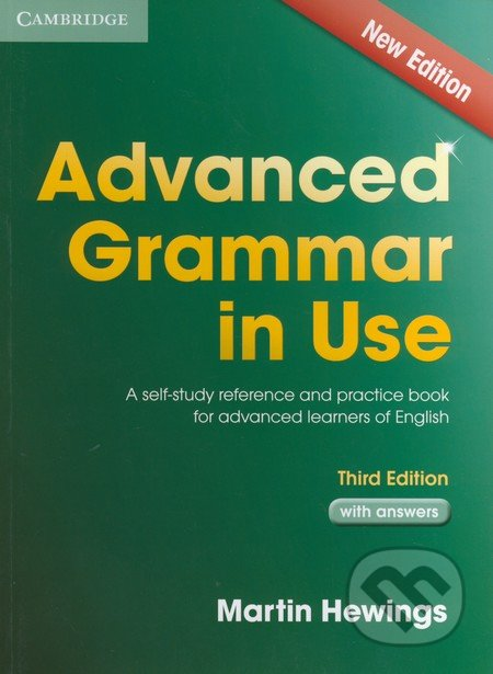 Advanced Grammar in Use (Third Edition) - Martin Hewings
