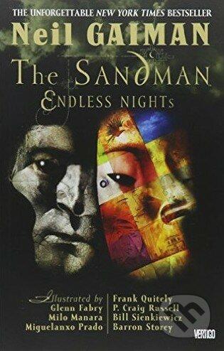 The Sandman: Endless Nights - Neil Gaiman