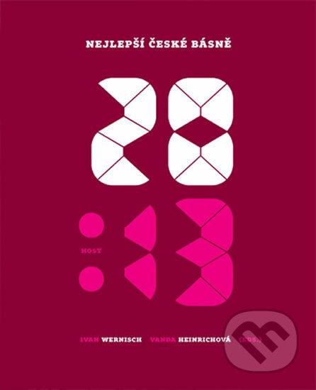 Nejlepší české básně 2013 - Wanda Heinrichová