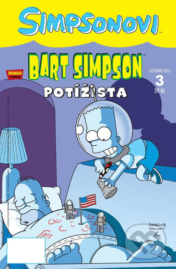 Bart Simpson: Potížista -