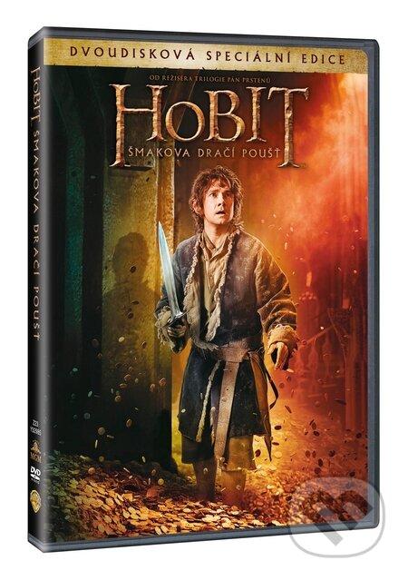 Hobit: Šmakova dračí poušť DVD