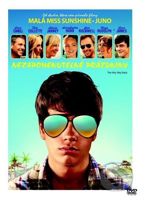 Nezapomenutelné prázdniny DVD