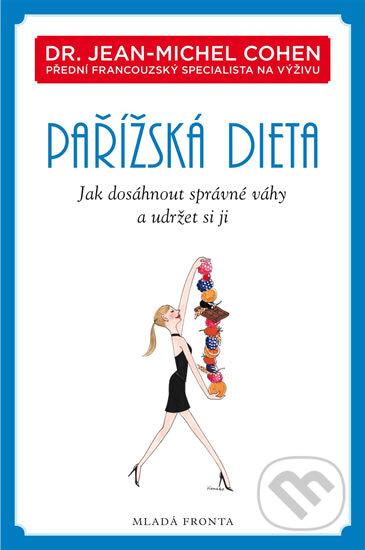 Pařížská dieta - Jean-Michel Cohen