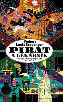 Pirát a lékárník - Robert Louis Stevenson