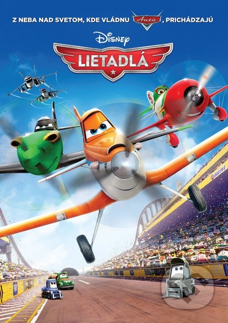 Lietadlá DVD