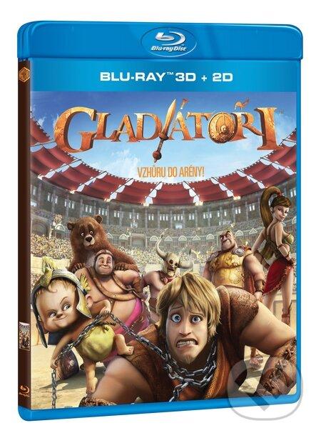 Gladiátoři 3D+2D BLU-RAY