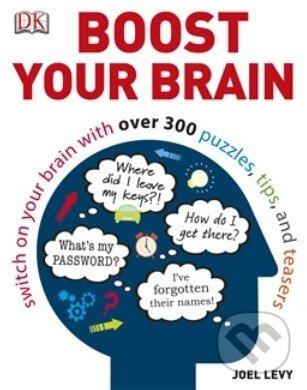 Boost Your Brain - Joel Levy