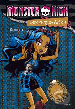 Monster High: Dokresľovačky -