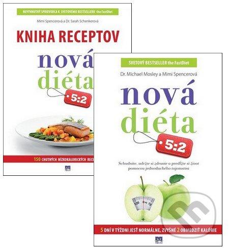 Nová diéta 5:2 (kolekcia 2 kníh) - Michael Mosley, Mimi Spencerová