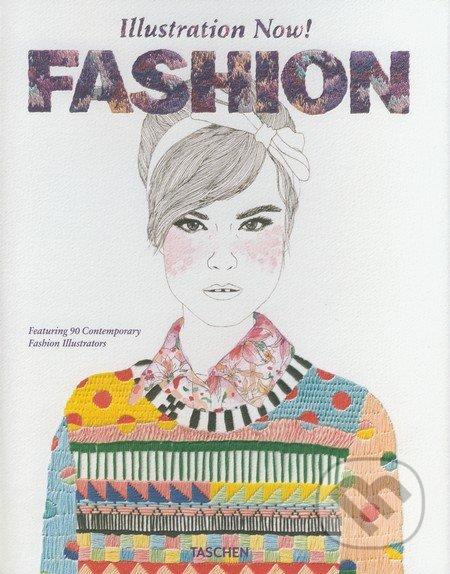Illustration Now! Fashion - Julius Wiedemann