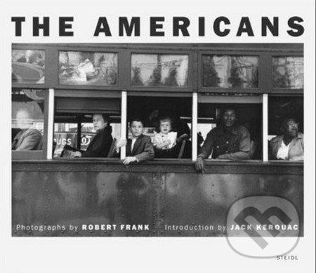 The Americans - Robert Frank, Jack Kerouac