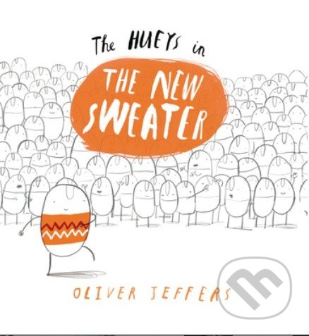 The New Sweater - Oliver Jeffers
