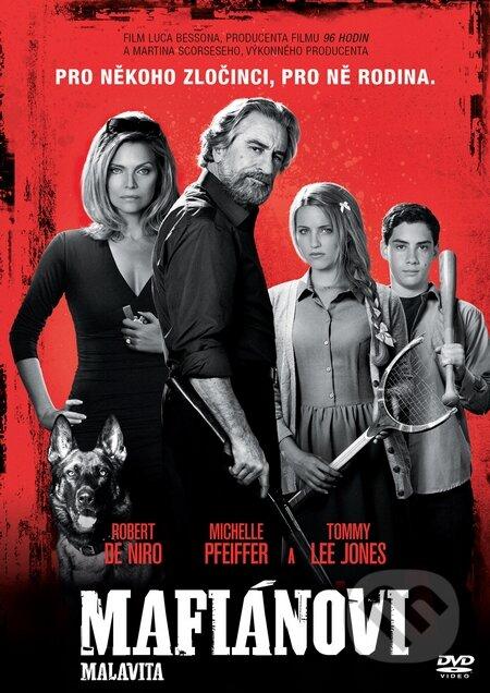Mafiánovi DVD