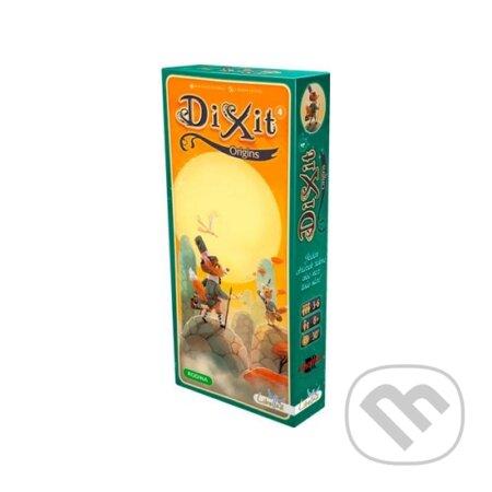 Dixit 4: Origins (rozšíření) -