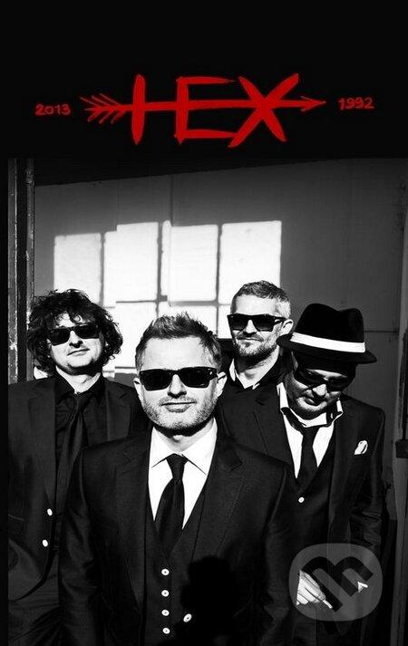 HEX - Všetko najlepšie + 2CD - Ján Trstenský