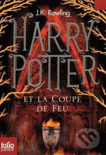 Harry potter et la coupe de feu j k rowling knihy - Harry potter 4 et la coupe de feu ...
