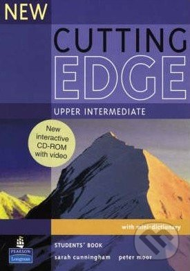 New Cutting Edge - Upper-Intermediate: Students Book with Interactive CD-ROM - Sarah Cunningham, Peter Moor