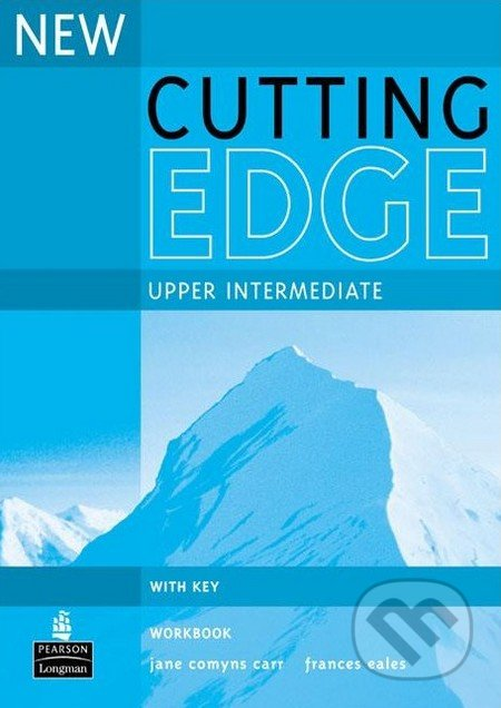 New Cutting Edge - Upper-Intermediate: Workbook with Key - Frances Eales, Jane Comyns-Carr