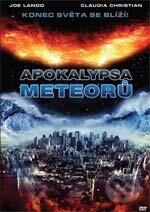 Apokalypsa meteorů DVD
