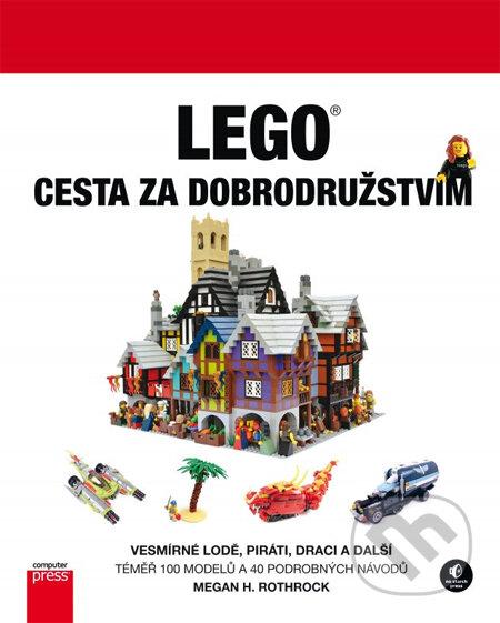 LEGO: Cesta za dobrodružstvím - Megan Rothrock