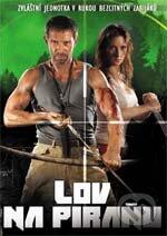Lov na Piraňu DVD