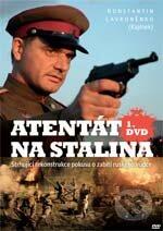 Atentát na Stalina 1. DVD