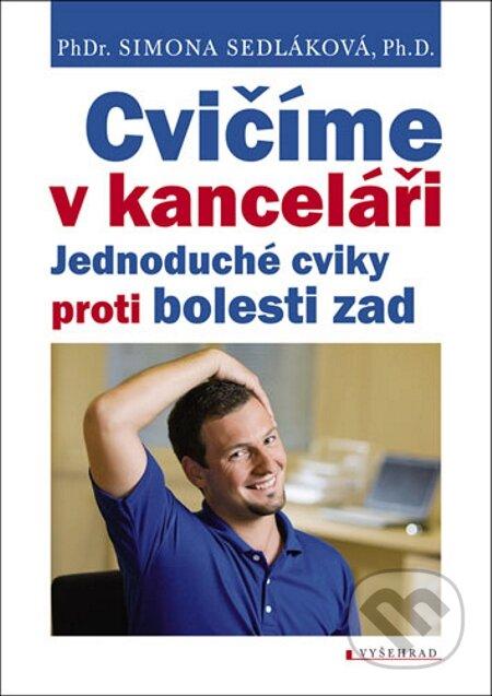 Cvičíme v kanceláři - Simona Sedláková
