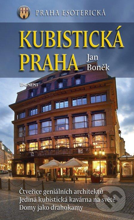 Kubistická Praha - Jan Boněk